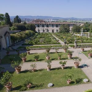 Giardino-della-Villa-medicea-di-Castellopetite